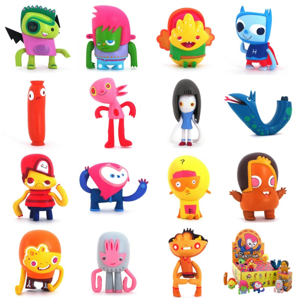Character Design Jobs Uk : Essentials jon burgerman artvantgar